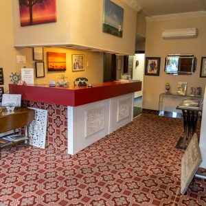 Reception-Foveuax Hotel