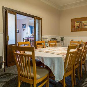 Breakfast area-Foveuax Hotel