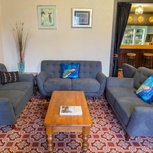Foveaux Hotel Living Room