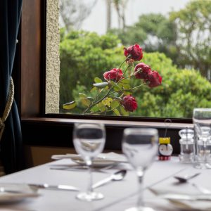 Dinning Area-Foveuax Hotel